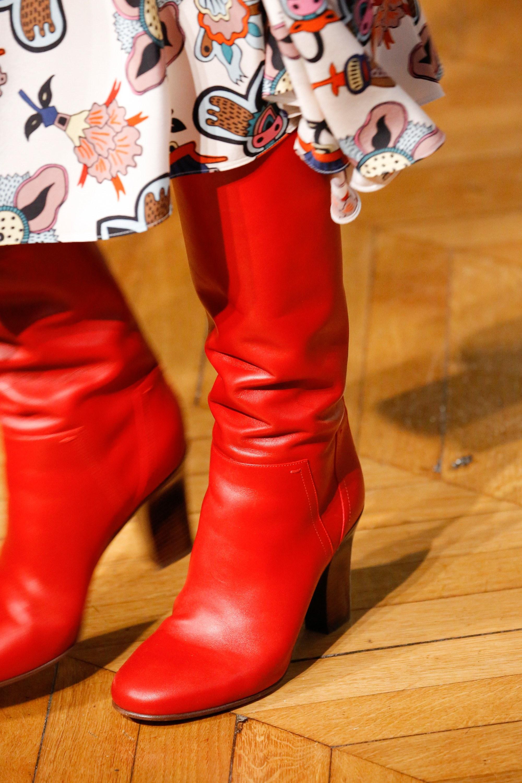 Мода на обувь 2018 осень фото женские