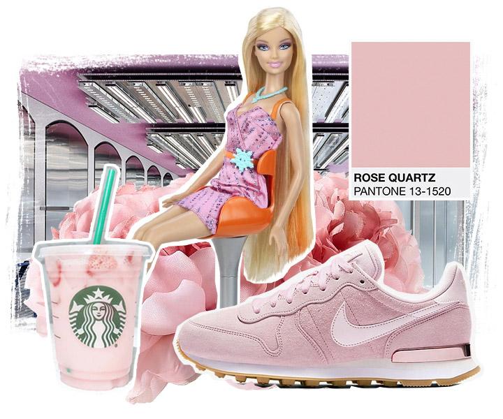 millenial pink trend '17