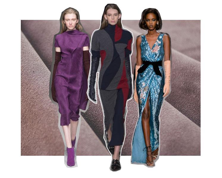 Victoria Beckham collection on New York fashion week, Elisabetta Franchi show 2017-2018, платье Сальваторе Ферагаммо осень-зима 2017